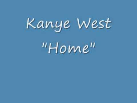 Kanye West: Home