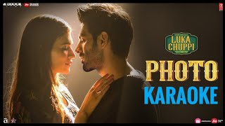 Luka Chuppi Photo- KARAOKE With Lyrics || New Bollywood Song Karaoke 2019