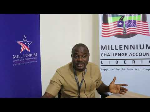Millennium Challenge Account-Liberia Director of Energy, M. Hady Sherif Interview