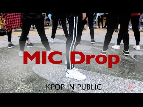 [KPOP IN PUBLIC CHALLENGE] BTS 방탄소년단 - MIC Drop Dance Cover By WISHES