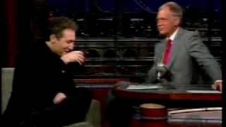 Brian Greene on David Letterman