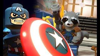레고 마블 슈퍼히어로즈2 한글판 맛보기!! (Lego Marvel Super Heroes 2)