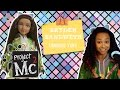 Project Mc² | Bryden Bandweth Bracelet Experiment with Doll | Smart is the New Cool