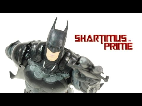 Arkham Knight Batman Video Game DC Collectibles 7 Inch Action Figure Review