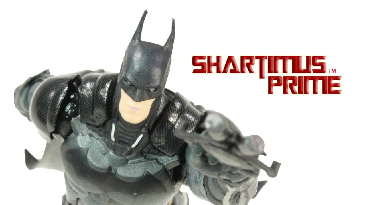 "Batman ARKHAM KNIGHT Series 1 BATMAN Action Figure DC Collectibles 6/"" NEW IN BOX"
