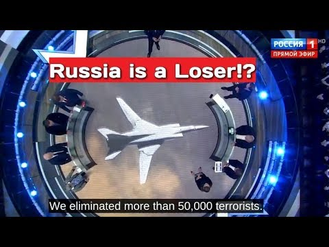WHAT!? Russian Liberals Claim Russia is a Loser in The Middle Eastern Geopolitical Game