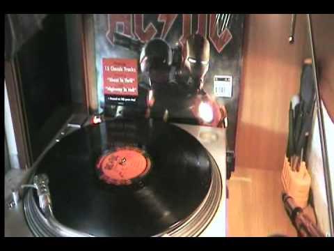 AC DC - Back in Black - 33rpm 180g Vinyl -...