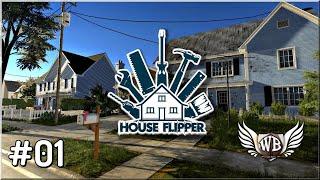 """House Flipper - """"Pierwsze kroki w nowej branży"""""""