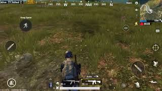 PUBG Mobile on iPhone 6 Gameplay Medium settings player unknown's battle grounds on ios