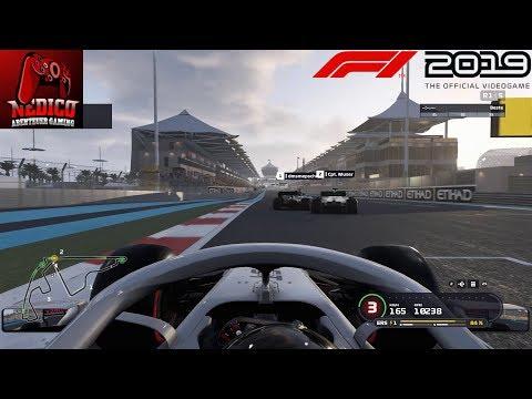 """F1 2019 Online Dirty Driver Deutsch """"Nedicos Abenteuer Nr 19"""