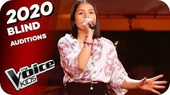 Paramore - Still Into You (Michelle) | The Voice Kids 2020 | Blind Auditions