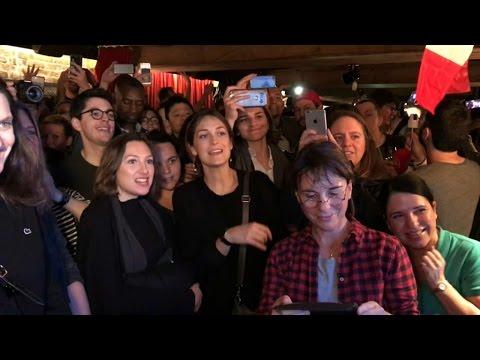 Les Français de New York ont voté à 95% pour Emmanuel Macron