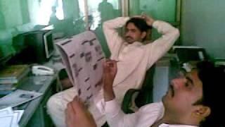 nadir and ilyas  in pakistan dera ghazi khan