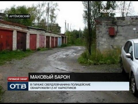 «Маковому барону» из Артемовского грозит десять лет тюрьмы