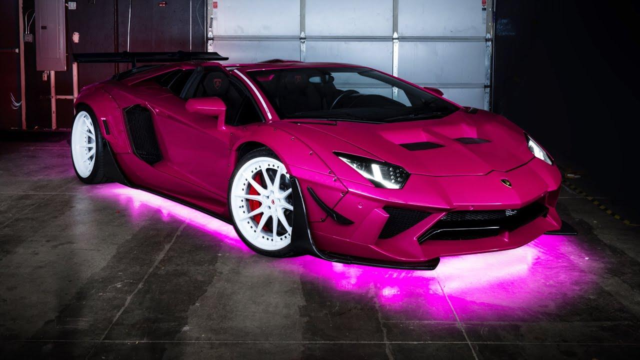 My Widebody Lamborghini is Illegal.