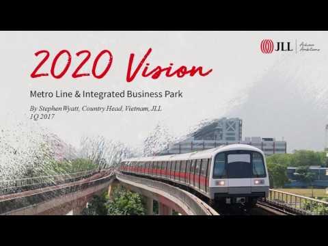 1Q17 HCMC Property market | 2020 vision