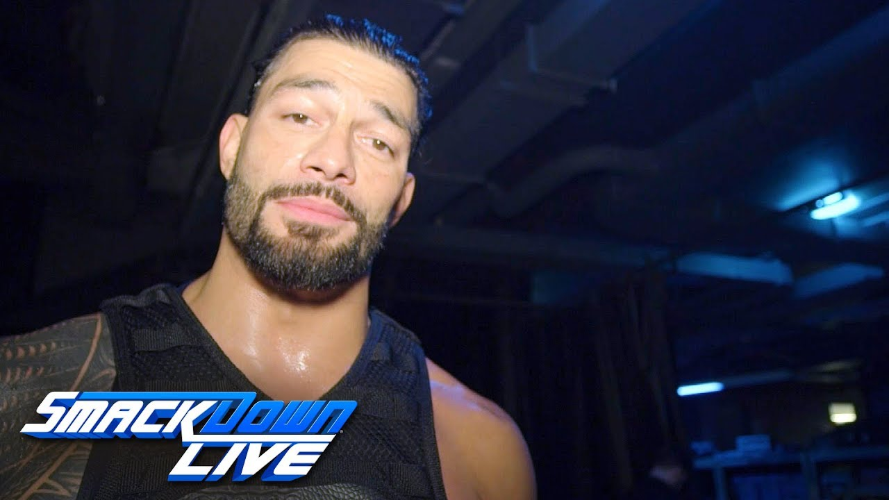 Download Roman Reigns on joining SmackDown LIVE: Exclusive, April 16, 2019