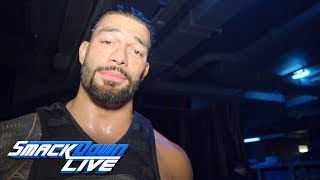 Roman Reigns on joining SmackDown LIVE: Exclusive, April 16, 2019