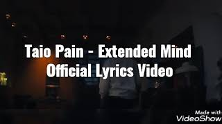 Watch Taio Pain Extended Mind video
