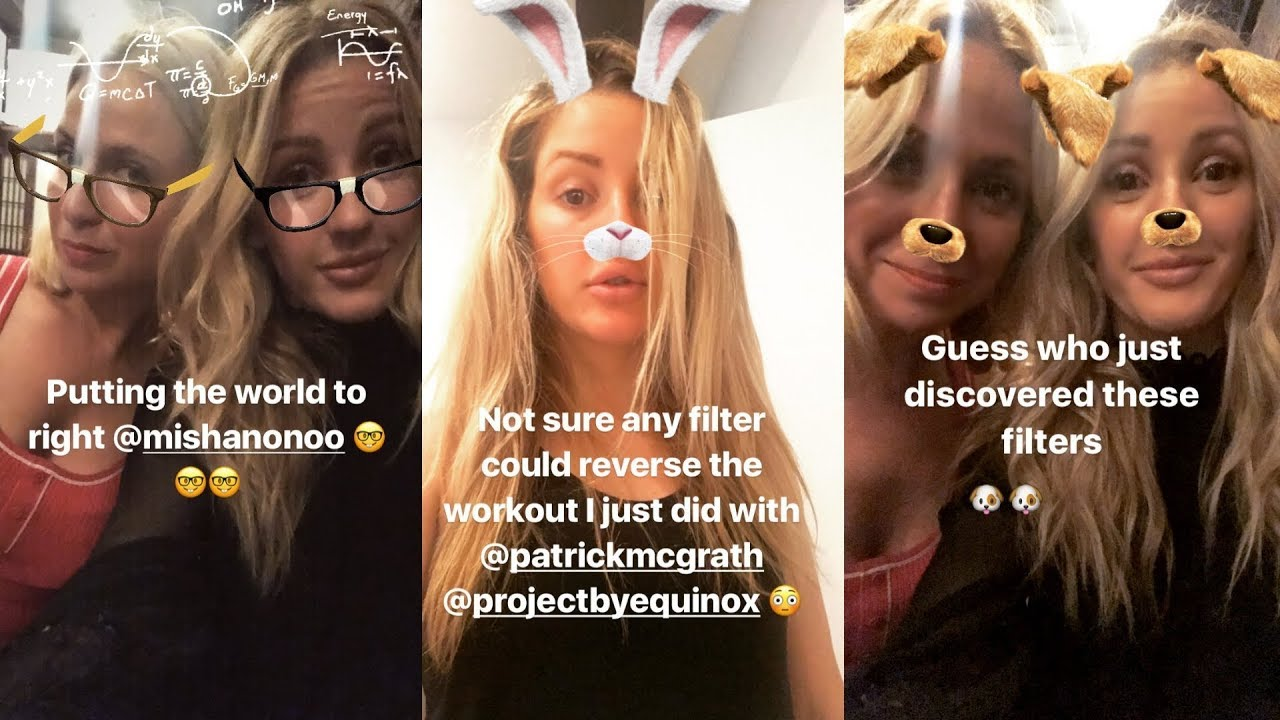 Snapchat Ellie Goulding nude photos 2019
