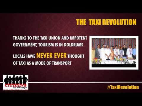 Goa Taxi Revolution - Part 7 - Tourism Doomed
