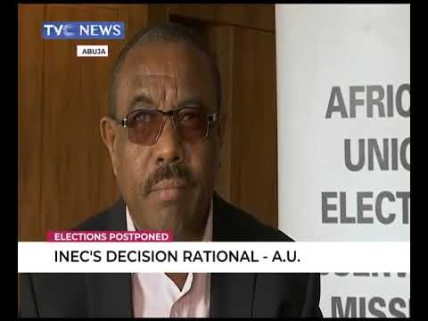 INEC' s decision rational- AU