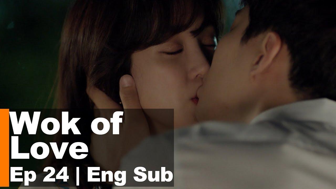 Download Lee Jun Ho Kisses Jung Ryeo Won!!! [Wok of Love Ep 24]