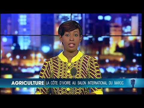 Le 20 heures de RTI 1 du 25 avril 2018 par Fatou Fofana