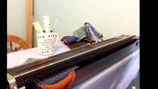 My Machine Knit Socks