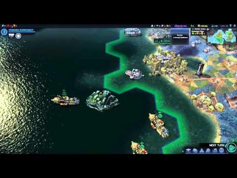 Sid Meiers Civilization   Beyond Earth   Master Control Gameplay Trailer  