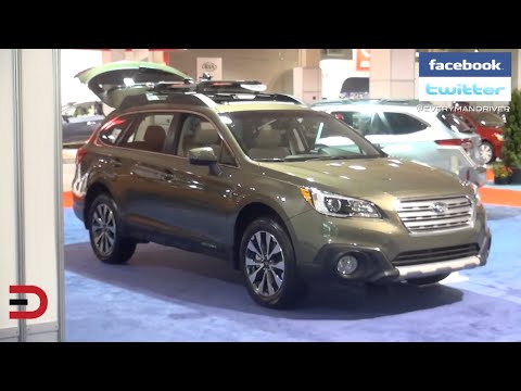 Here's my Safety Report: 2015 Subaru on Everyman Driver