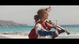 Смотреть клип Lindsey Stirling - Forgotten City From Rime