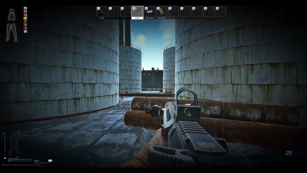 Download Escape From Tarkov Highlight/Edit   Paralyzed