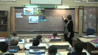 урок ИЗО в 1 классе