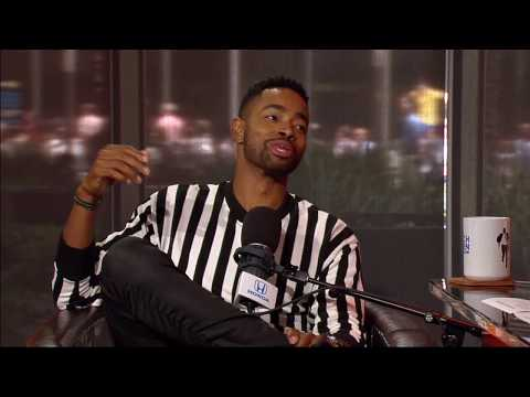 "Actor Jay Ellis of HBO's ""Insecure"" on How He Got into Acting 