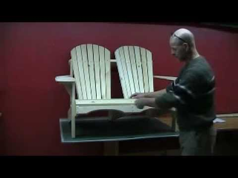 Bear Chair BC800 Loveseat Assembly(6/6)
