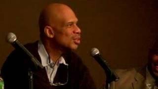 Kareem Abdul-Jabbar at Harlem Speaks p2