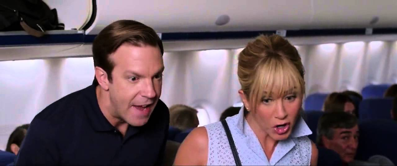 Download Airplane Scene - We're the Millers Clip - 2014 Comedy Movie HD