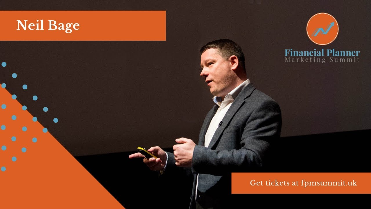 Neil Bage - Financial Planner Marketing Summit 2019 Preview