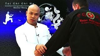 Tai Chi Chin Na - taiji chuan lesson 14