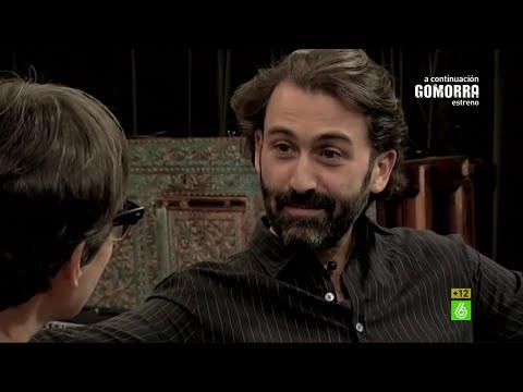 Thais Villas entrevista al productor Javier Limón - El Intermedio