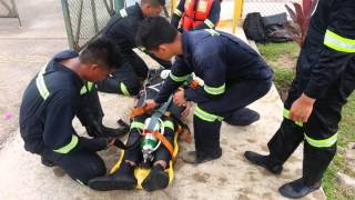 PUBLIC SAFETY DIVER COURSE SPECIAL FORCES UNIT OF THE FIRE AND RESCUE DIVER MALAYSIA