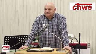 """Kazanie """"Koniec jarmarku w Domu Modlitwy"""" – pastor Andrzej Cyrikas"""