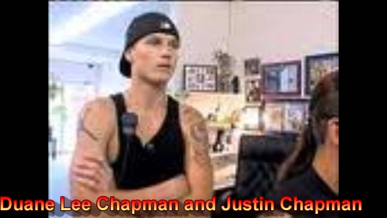 duane lee chapman and justin chapman youtube