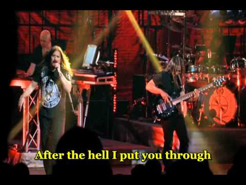 Dream Theater  - The Mirror ( Live From The Boston Opera House ) - with lyrics