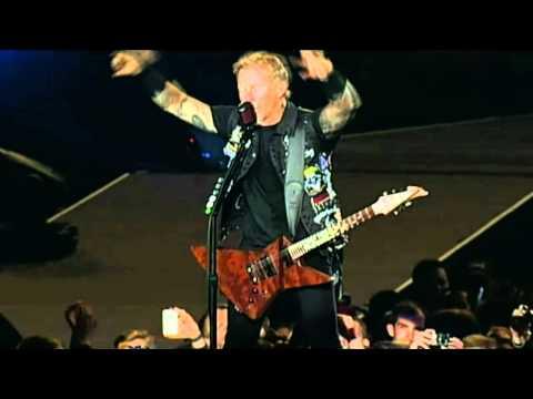 Metallica - Enter Sandman (LIVE Stream - Rock im Park 2012)