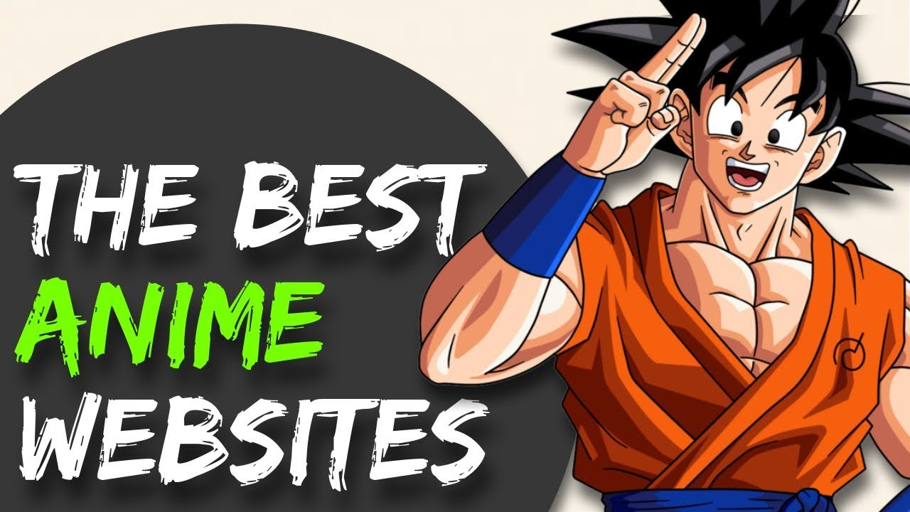 Best sites for anime