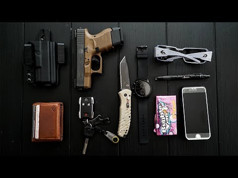 ONE MARINE RAIDERS EVERY DAY CARRY