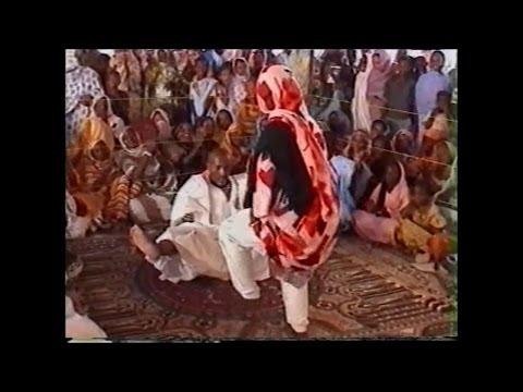 Ancienne danse en voie de disparition en Mauritanie