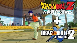 Dragon Ball Xenoverse 2 - DBZ Abridged Custom Character Voices